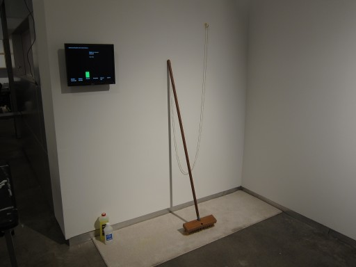 Alchemists Wand for the 21st Century at Bitforms gallery